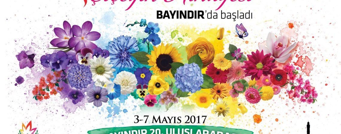 20. Bayındır Uluslararası Çiçek Festivali